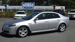 Used 2006 Acura TL WITH NAVIGATION PACKAGE for sale in Abbotsford, BC