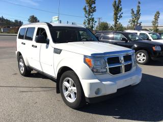 Used 2007 Dodge Nitro 4WD 4DR SLT for sale in Coquitlam, BC