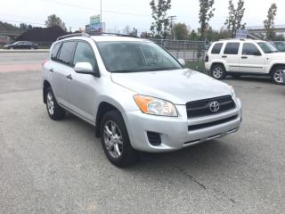 Used 2010 Toyota RAV4 4WD 4dr I4 Base for sale in Coquitlam, BC