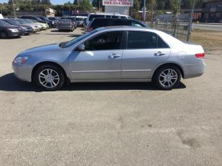 Used 2003 Honda Accord 4dr Sdn EX Auto w/Leather for sale in Coquitlam, BC