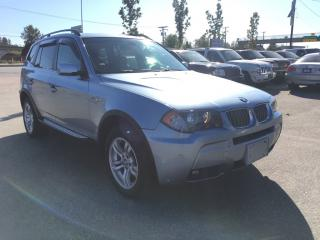 Used 2006 BMW X3 4dr SUV AWD 3.0i for sale in Coquitlam, BC