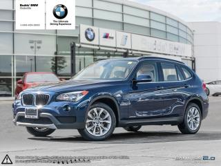 Used 2014 BMW X1 xDrive28i NAV|AWD|PARK SENSORS|KEYLESS ENTRY for sale in Oakville, ON