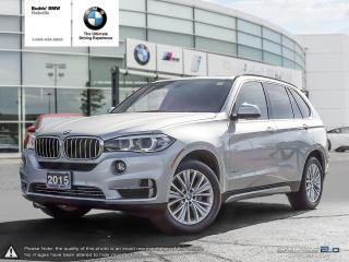Used 2015 BMW X5 xDrive35d NAV|AWD|DIESEL|SUNROOF|HARMON KARDON|COMFORT SEATS for sale in Oakville, ON