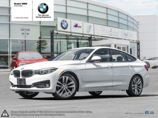Used 2017 BMW 330i xDrive Gran Turismo for sale in Oakville, ON
