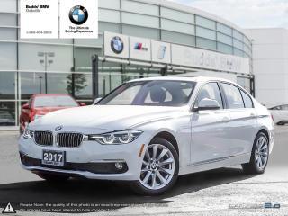 Used 2017 BMW 320i xDrive Sedan NAV | AWD | SUNROOF | LUXURY LINE for sale in Oakville, ON