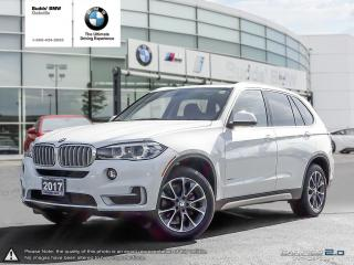 Used 2017 BMW X5 xDrive35i NAV | AWD | SUNROOF | BLUETOOTH for sale in Oakville, ON
