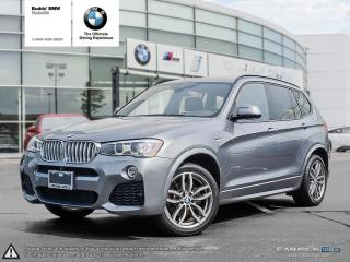 Used 2017 BMW X3 xDrive28i M SPORT|NAV|AWD|SUNROOF|BLUETOOTH|RV CAMERA for sale in Oakville, ON