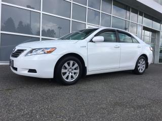 Used 2009 Toyota Camry HYBRID LE for sale in Surrey, BC