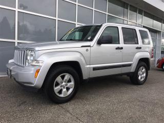 Used 2012 Jeep Liberty Sport for sale in Surrey, BC