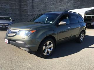 Used 2007 Acura MDX Elite Package for sale in Surrey, BC