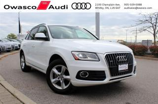 Used 2015 Audi Q5 quattro Komfort w/ Audi Parking System for sale in Whitby, ON