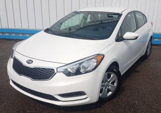 Used 2016 Kia Forte LX *BLUETOOTH* for sale in Kitchener, ON