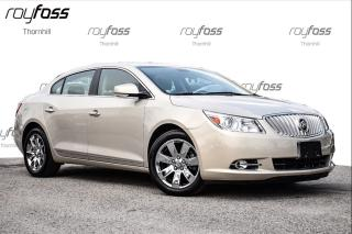 Used 2011 Buick LaCrosse CXL for sale in Thornhill, ON