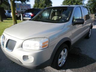 Used 2007 Pontiac Montana w/1SA for sale in Ajax, ON