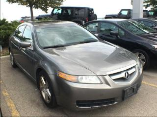 Used 2006 Acura TL BASE for sale in Mississauga, ON
