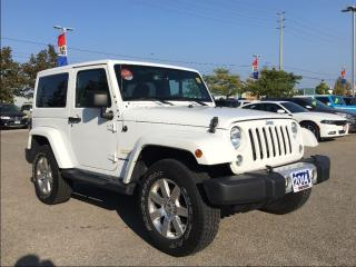 Used 2014 Jeep Wrangler SAHARA**NAVIGATION**BLUETOOTH** for sale in Mississauga, ON
