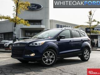Used 2016 Ford Escape Titanium, CPO, 1.9% FOR SEPT 0.A.C CALL!!! for sale in Mississauga, ON