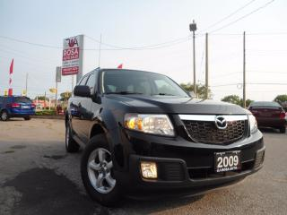 Used 2009 Mazda Tribute AWD AUTO 4CLY GAS SAVER  NO ACCIDENT 4 NEW TIRES for sale in Oakville, ON