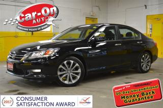Used 2014 Honda Accord Sport FULL PWR GRP HTD SEATS ALLOYS ONLY 39,000KM for sale in Ottawa, ON