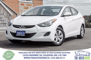 Used 2011 Hyundai Elantra GLS | SERVICE RECORD for sale in Caledon, ON