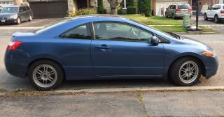 Used 2007 Honda Civic EX for sale in North York, ON