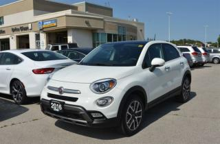 Used 2016 Fiat 500X Trekking Plus - AWD, Sunroof, Back Up Cam, Bluetoo for sale in London, ON