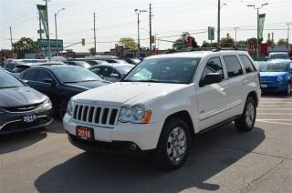 Used 2010 Jeep Grand Cherokee North - Sunroof, Trailer Hitch, Remote Start for sale in London, ON