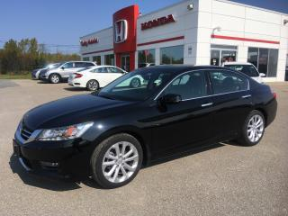 Used 2014 Honda Accord Touring V6 for sale in Smiths Falls, ON