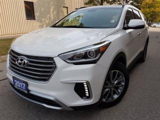 Used 2017 Hyundai Santa Fe XL Premium-AWD-blind spot-Super clean for sale in Mississauga, ON