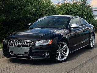 Used 2008 Audi S5 NAVI/BANG&OLUFSEN **ACCIDENT FREE** for sale in Brampton, ON