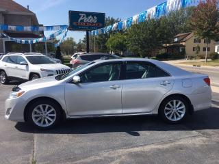 Used 2013 Toyota Camry XLE for sale in Dunnville, ON