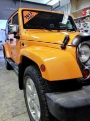 Used 2012 Jeep Wrangler Sahara for sale in Estevan, SK