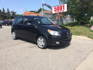 Used 2009 Pontiac Wave 134KM,AUTO,SAFETY+3YEARS WARRANTY INCLUDED for sale in North York, ON