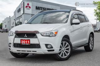 Used 2011 Mitsubishi RVR GT | SKYVIEW ROOF | CLEAN CARPROOF | for sale in Mississauga, ON