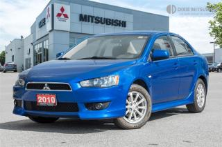 Used 2010 Mitsubishi Lancer SE for sale in Mississauga, ON
