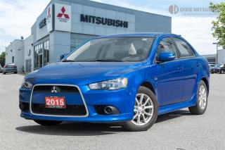 Used 2015 Mitsubishi Lancer SE for sale in Mississauga, ON