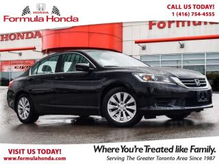 Used 2014 Honda Accord Sedan EX-L | LEATHER | HEATED SEATS for sale in Scarborough, ON