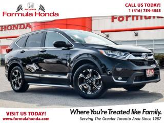 Used 2017 Honda CR-V TOURING | DEMO | TOP OF LINE for sale in Scarborough, ON