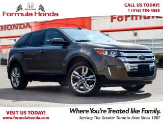 Used 2013 Ford Edge SEL | HEATED SEATS | BLUETOOTH | AWD! for sale in Scarborough, ON