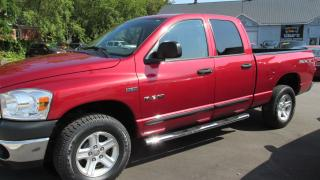 Used 2008 Dodge Ram 1500 Check This Mint Vehicle for sale in Chatsworth, ON
