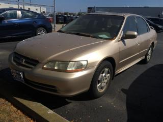 Used 2002 Honda Accord EX for sale in Burlington, ON