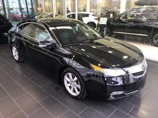 Used 2012 Acura TL BASE for sale in Edmonton, AB