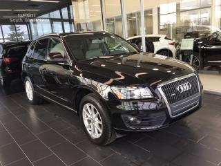 Used 2012 Audi Q5 2.0T quattro Premium Plus, Accident Free, Navigation for sale in Edmonton, AB