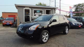 Used 2009 Nissan Rogue SL for sale in Brampton, ON