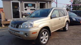 Used 2006 Nissan X-Trail LE for sale in Brampton, ON