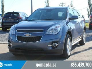 Used 2013 Chevrolet Equinox 1LT for sale in Edmonton, AB