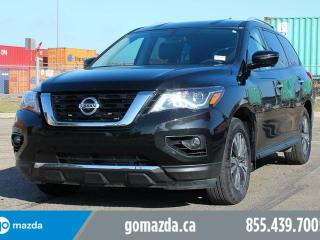 Used 2017 Nissan Pathfinder SL for sale in Edmonton, AB