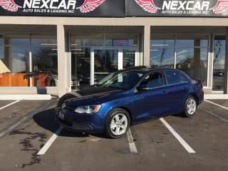 Used 2014 Volkswagen Jetta 1.8 TSI COMFORTLINE AUT0 A/C SUNROOF 81K for sale in North York, ON
