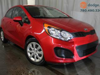 Used 2014 Kia Rio LX / Heated Front Seats for sale in Edmonton, AB