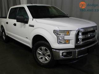 Used 2015 Ford F-150 XLT 4X4 SUPERCREW CAB for sale in Edmonton, AB